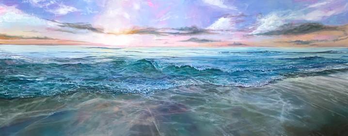 """""""Cedar Beach Sunrise"""""""