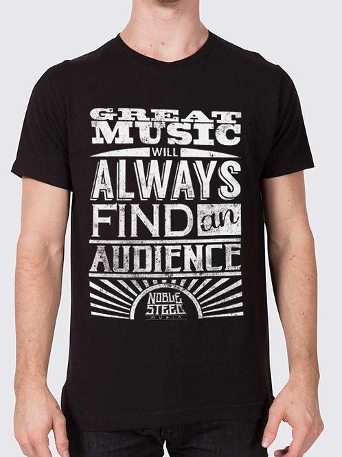 Noble Steed Music T-Shirt