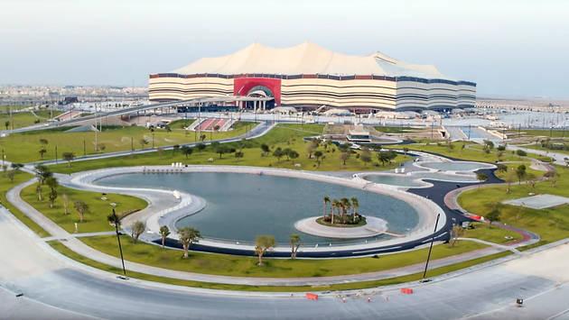 Al Bayt FIFA 2022 Stadium, Qatar