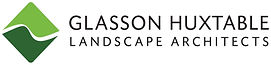 GLasson Huxtable Landscape Architects Logo