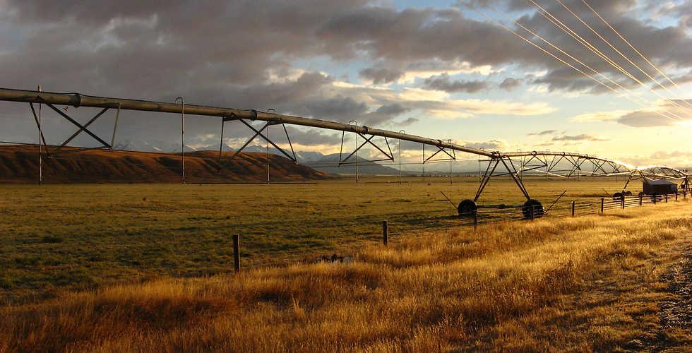 Waitaki Irrigation Audit, Landscape Assessment, McKenzie Basin