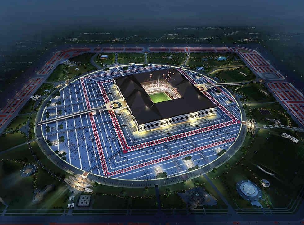 Al-Bayt-Stadium-aerial-landscape-design.