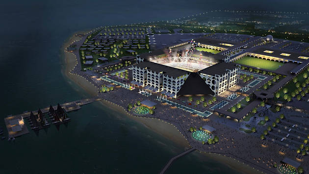 Doha Port Stadium, Qatar