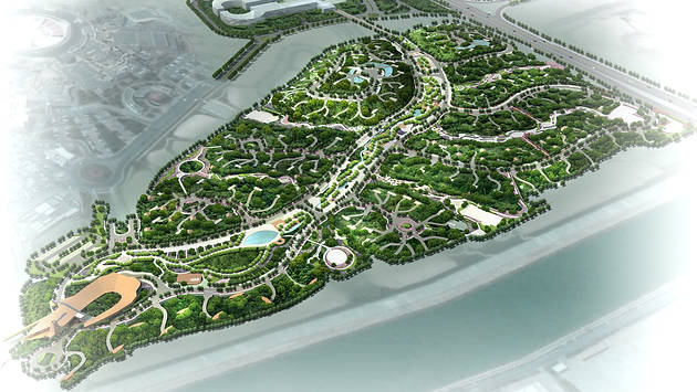 Katara Forest Park, Qatar