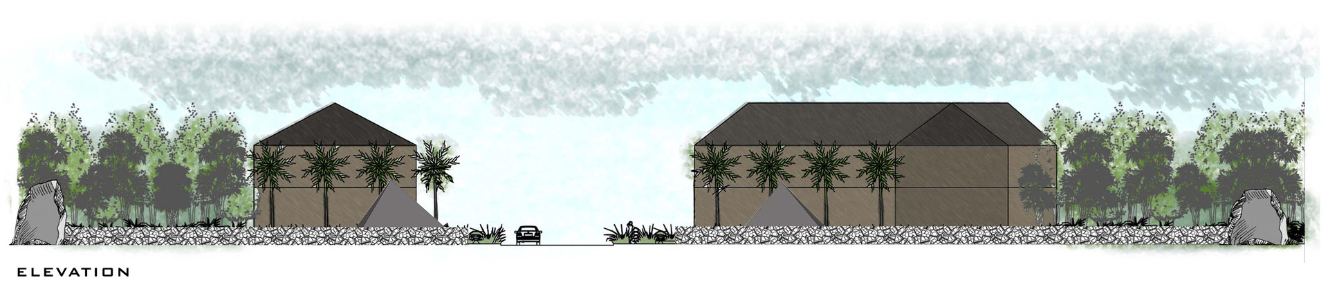 Resort Elevation