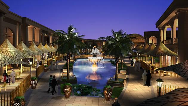 Al Emadi Village, Doha, Qatar