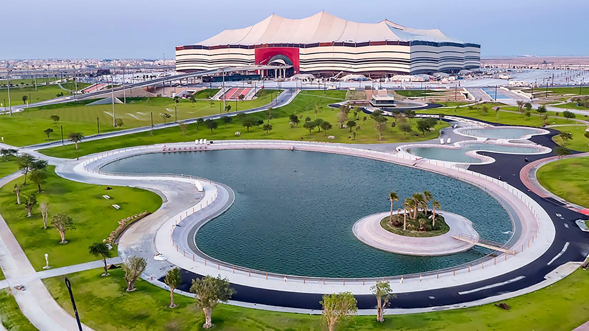 Al-Bayt-Stadium-landscape-aerial-perspec