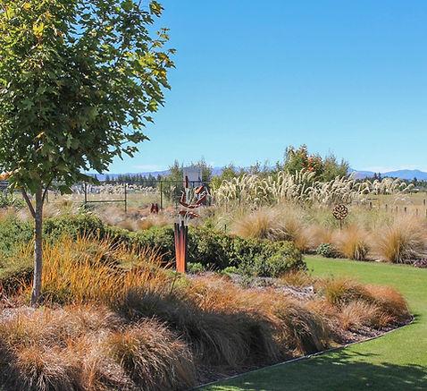 twizel landscape design garden
