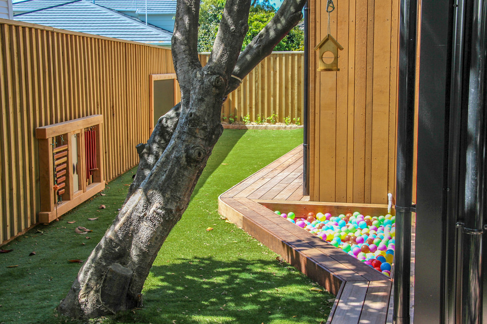 Under 2 play area