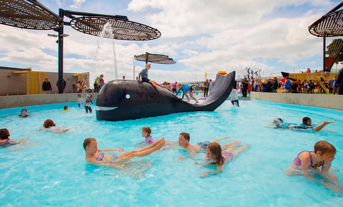 Whale Pool