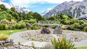 Mt Cook National Park, New Zealand