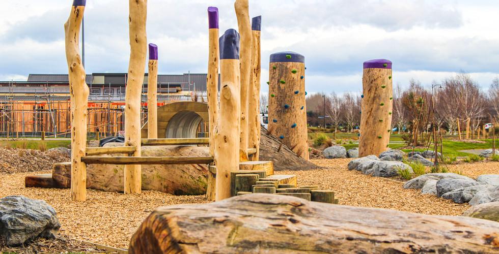 Yaldhurst Park Nature Playground