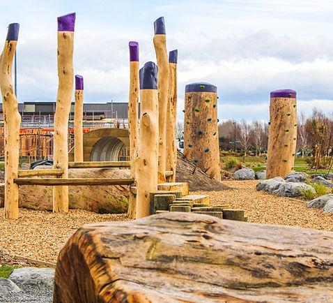 nature playground design