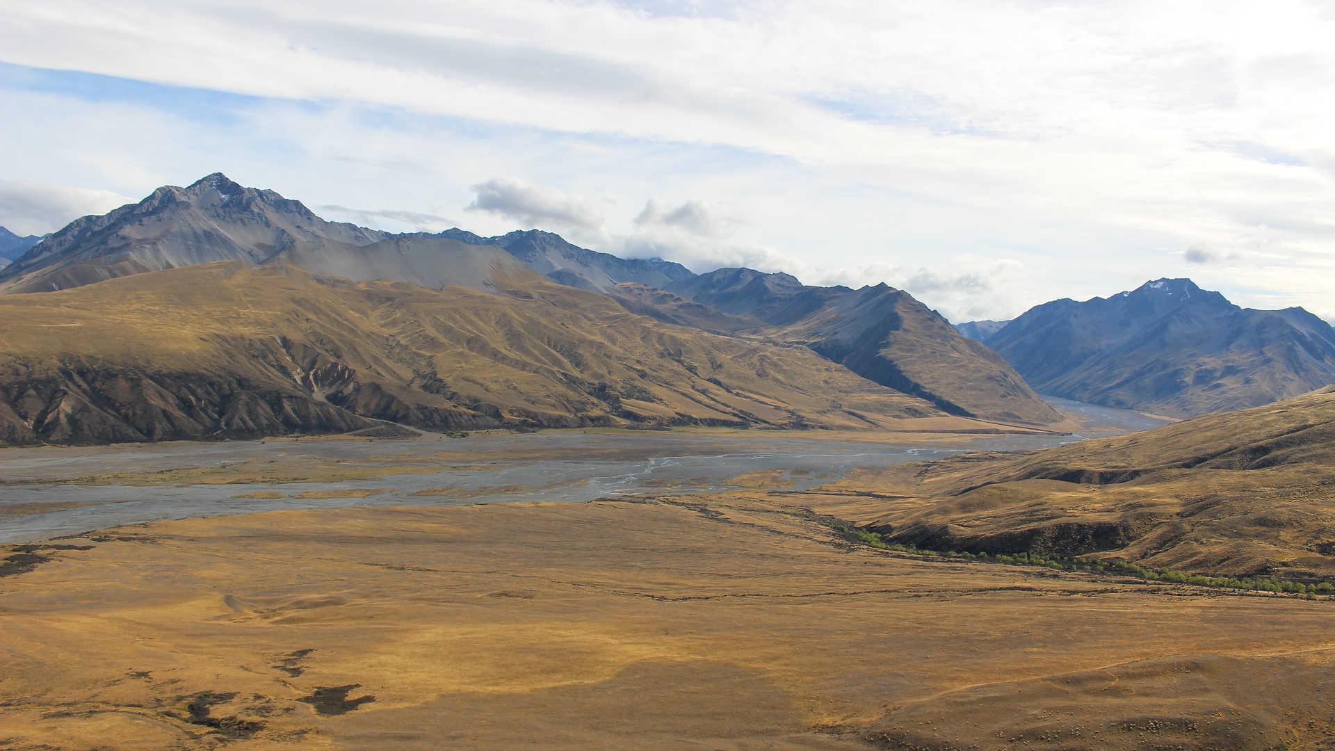 Mt Gerald Station, Tekapo Landscape assessment