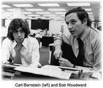 Watergate Story BW