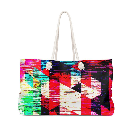 Bringing Out the Colors Weekender Bag