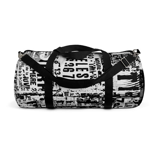 City Limits Duffel Bag