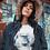 Thumbnail: Tracks on Cloud 9 Unisex Crewneck Sweatshirt