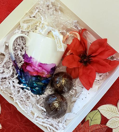 Hot Chocolate Bomb Gift Box