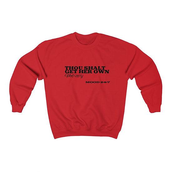 Mood 24:7 Unisex Crewneck Sweatshirt