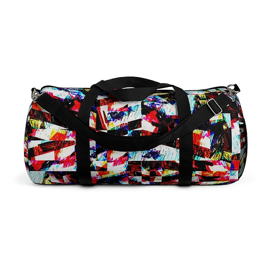 Summer Abstracts Duffel Bag