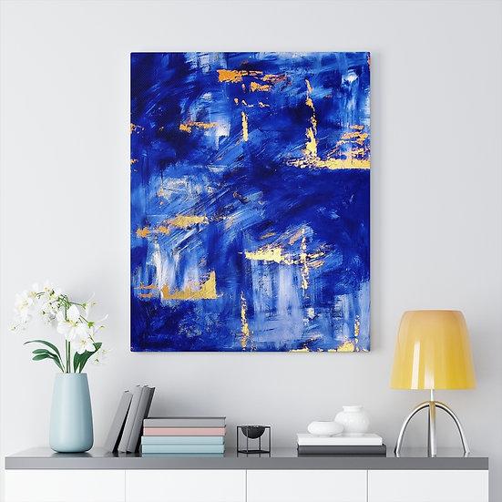 Glistening Canvas Gallery Wraps