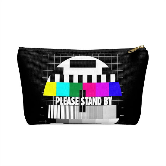 Stand  By Accessory Pouch w T-bottom