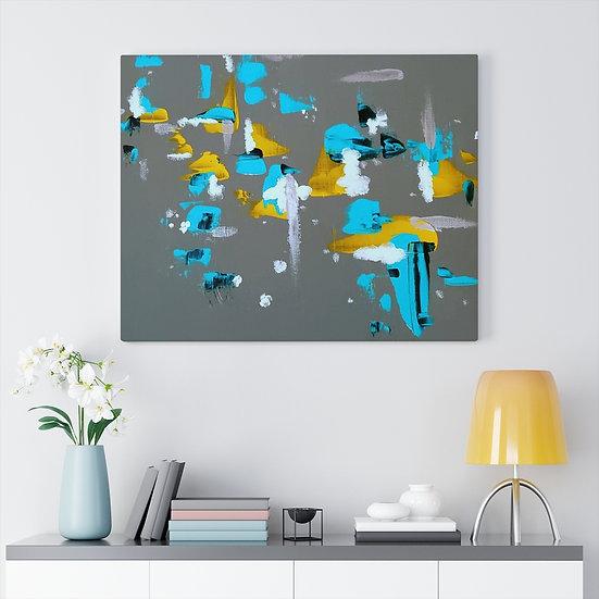 Reflected Landscape Canvas