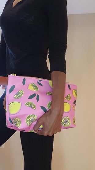 Pink Lemonade Accessory Bag