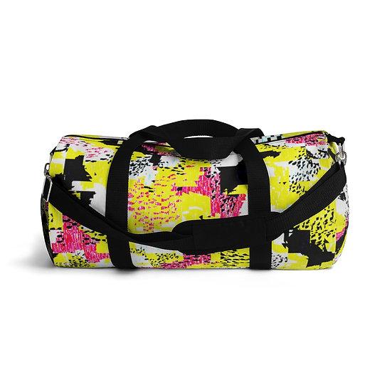 Mellow Yellow Duffel Bag
