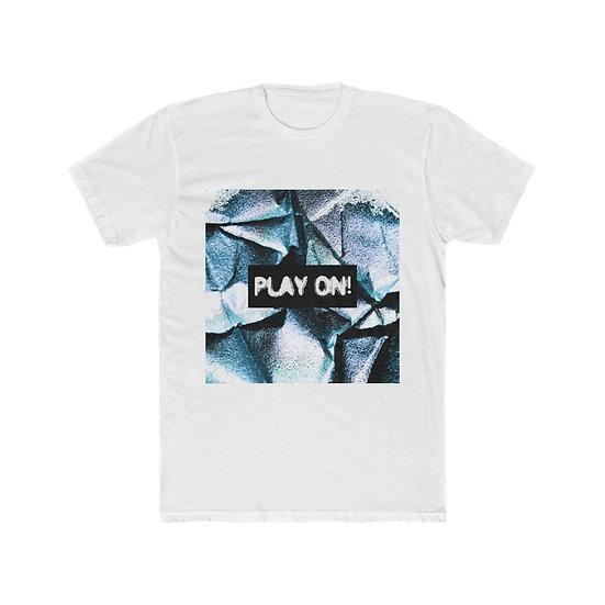 Play on Playa Unisex Cotton Crew Tee