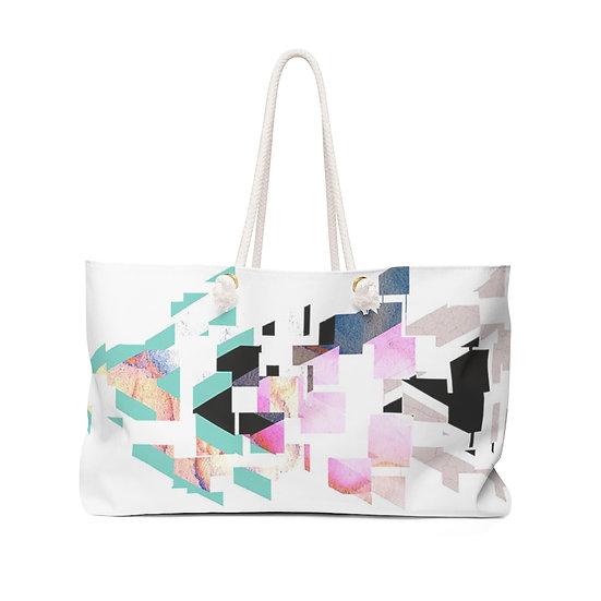 Broken Angles Weekender Bag