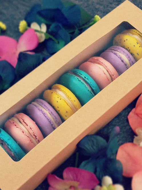 French Macarons- 12 pieces