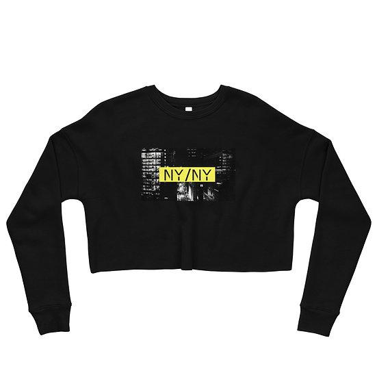 NY/NY Crop Sweatshirt