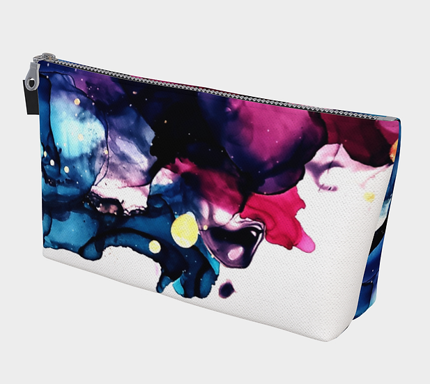 Dripped in Ink Accessory Bag