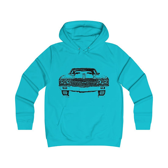 Chevy SS Classic Car Hoodie