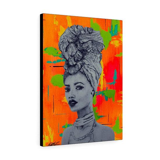 Wrap Queen Canvas