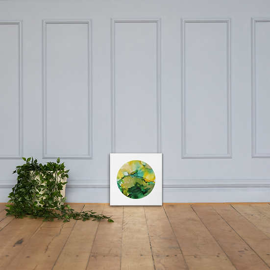 Earth tones 1 Canvas