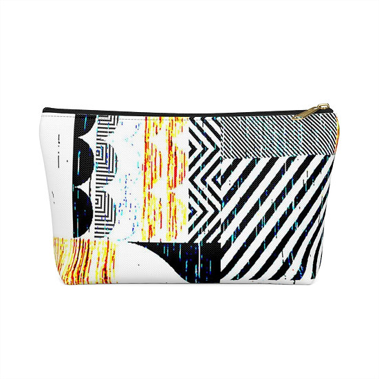 Socialite Accessory Pouch w T-bottom