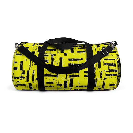 Golden Marks Duffel Bag