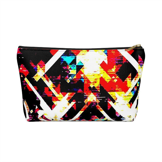 Digital Grooves Accessory Pouch w T-bottom