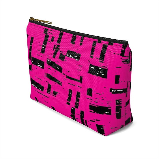 Pink Panther Accessory Pouch w T-bottom