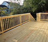 South Point One, a Trussville, AL contractor, specializes in residetial decking.