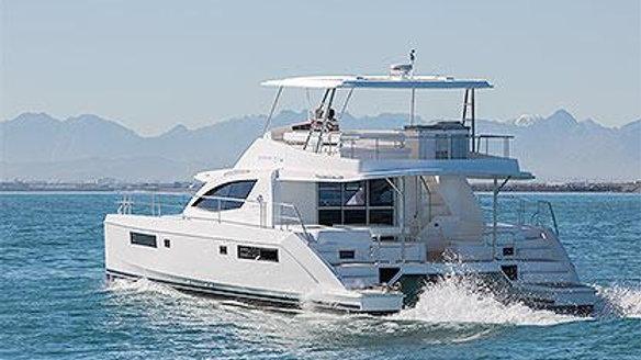 Private Charter Luxury Catamaran