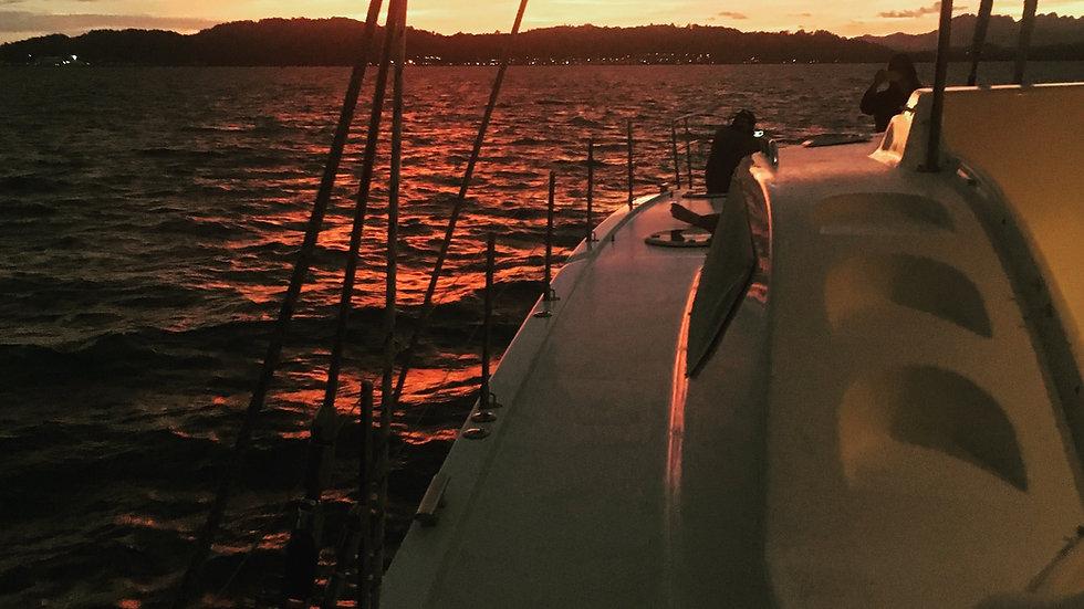 Sharing Sunset Dinner Cruise - Adult Ticket