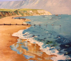 Swanage reflections