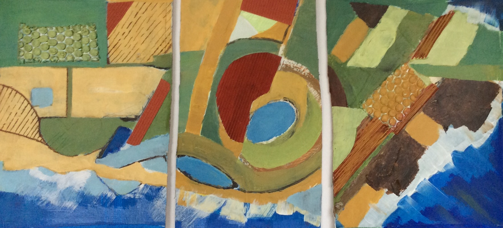 St Ives triptych