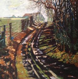 Old Lane, Ashford Hill