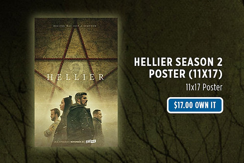 Poster: Season Two (11x17)