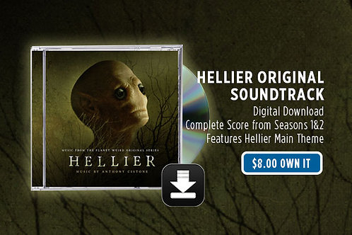 Hellier Original Soundtrack